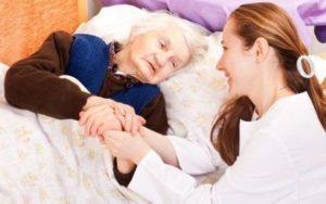 Уход за пожилыми с заболеваниями суставов