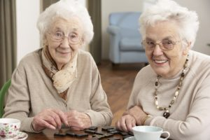 Дом для пожилых