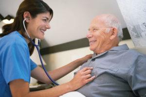 Уход при сердечно-сосудистых заболеваниях
