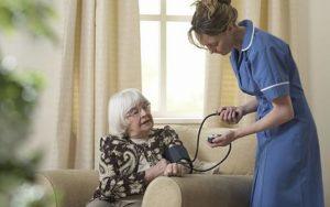 Уход за пожилыми при гипертонии