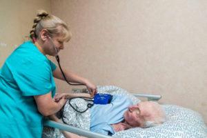 Пансионат для лежачих больных в Москве