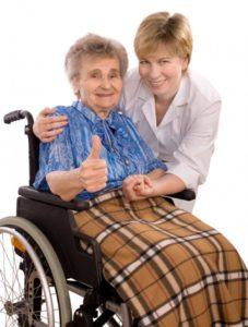 Пансионат для людей с ограниченными возможностями